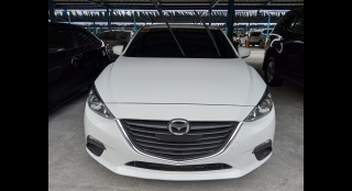2016 Mazda 3 Sedan 1.6L AT Gasoline