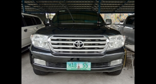 2010 Toyota Land Cruiser VX V8