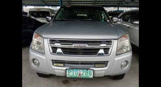 2010 Isuzu D-MAX LS 4X2 AT