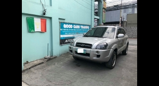 2006 Hyundai Tucson 2.0 Gasoline 4X2 AT