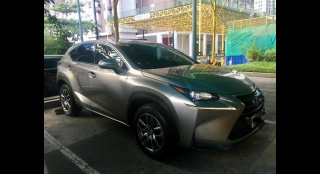 2017 Lexus NX AT