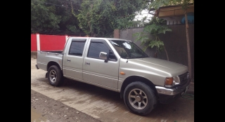 1996 Isuzu Fuego MT Diesel