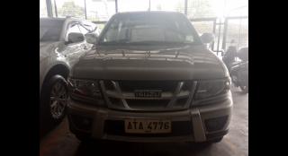 2015 Isuzu Sportivo X MT Diesel