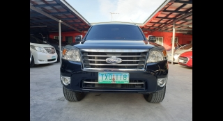 2011 Ford Everest Limited (4X2) AT
