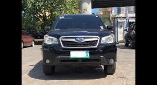 2014 Subaru Forester 2.0L AT Gasoline