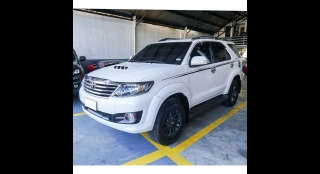 2016 Toyota Fortuner G AT DSL