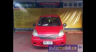 2000 Toyota Echo Verso 1.3L MT Gasoline
