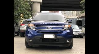 2014 Ford Explorer 2.0L AT Gasoline Ecoboost