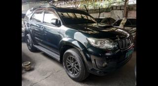 2013 Toyota Fortuner G Diesel MT