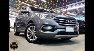 2016 Hyundai Santa Fe 2.2L AT Diesel