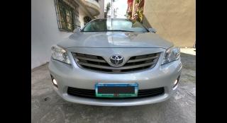 2013 Toyota Corolla Altis 1.6 G AT