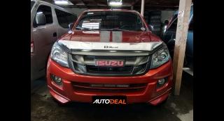 2015 Isuzu D-MAX 3.0D X-Series MT