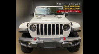 2020 Jeep Wrangler Rubicon AT Gasoline