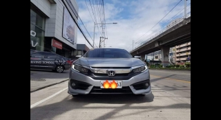 2016 Honda Civic 1.8E CVT