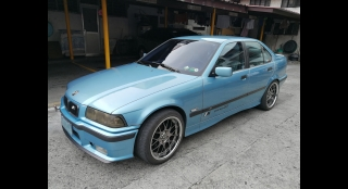 1998 BMW 3-Series Sedan 2.0L AT Gasoline
