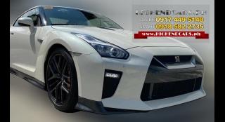 2018 Nissan GT-R 3.8L