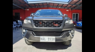 2017 Toyota Fortuner G (4X2) 2.4L AT Diesel