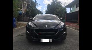 2014 Peugeot RCZ 1.6L THP AT