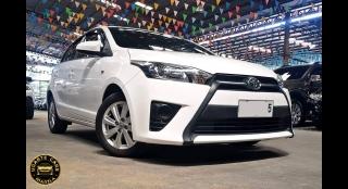 2015 Toyota Yaris 1.3E AT