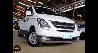 2013 Hyundai Grand Starex GOLD CRDI VGT