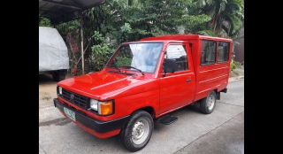 1993 Toyota Tamaraw FX High Side