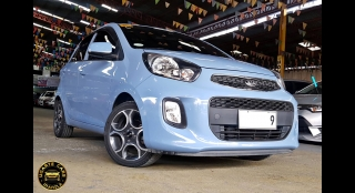 2017 Kia Picanto 1.2 EX AT