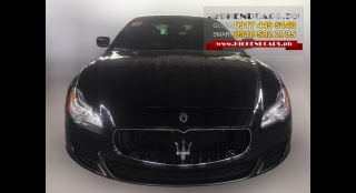 2015 Maserati Quattroporte AT