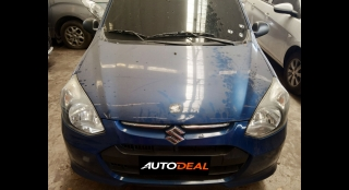2015 Suzuki Alto DLX