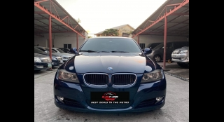 2011 BMW 3-Series Sedan 318i w/ iDrive