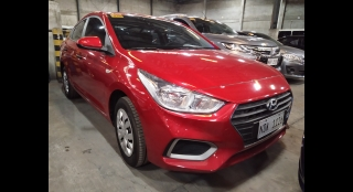 2019 Hyundai Accent Sedan 1.4 GL MT (w/o Airbags)