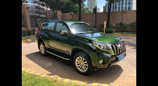 2014 Toyota Land Cruiser Prado 4L AT Gasoline
