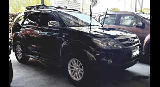 2007 Toyota Old Fortuner V AT