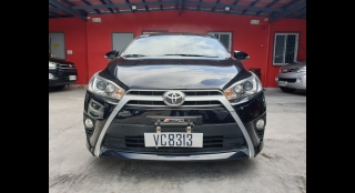 2016 Toyota Yaris 1.5G AT