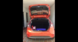 2011 Ford Fiesta Hatchback 1.6L AT Gasoline