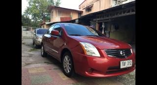 2012 Nissan Sentra 200 MT