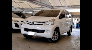 2014 Toyota Avanza J MT