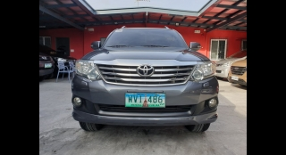 2013 Toyota Fortuner 2.7L AT Gasoline