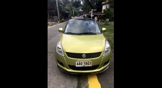 2013 Suzuki Swift 1.4L Manual