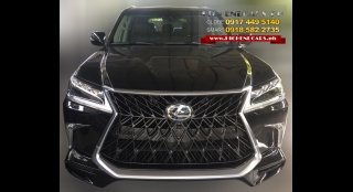 2020 Lexus LX570 5.7L AT Gasoline