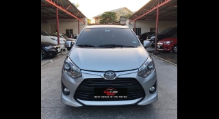 2019 Toyota Wigo 1.0L MT Gasoline
