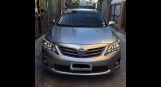 2012 Toyota Corolla Altis 1.6L MT Gasoline