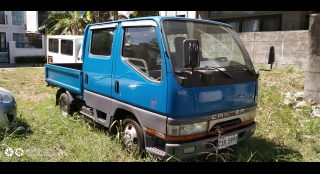 2006 Mitsubishi Fuso Canter 3.0 MT
