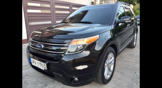 2014 Ford Explorer 2.0L AT Gasoline Ecoboost