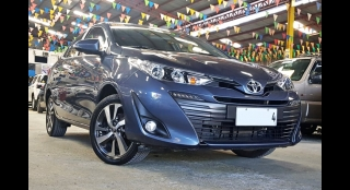 2018 Toyota Vios 1.5L AT Gasoline