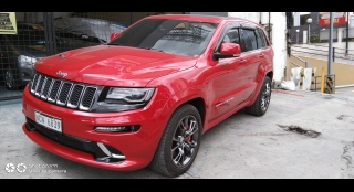 2017 Jeep Grand Cherokee 6.4L AT Gasoline