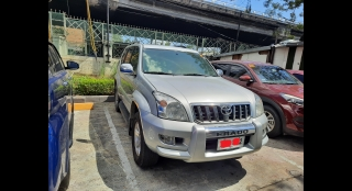 2004 Toyota Land Cruiser Prado 3.5L AT Gasoline