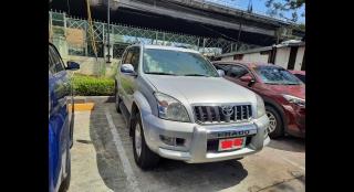 2004 Toyota Land Cruiser Prado 3.5L AT Gasoline
