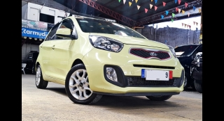 2014 Kia Picanto EX 1.2L AT Gas