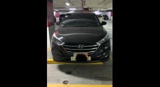 2018 Hyundai Tucson AT Gasoline