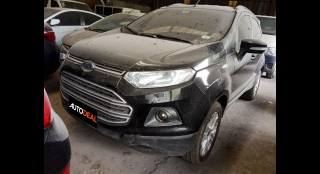 2016 Ford EcoSport Trend MT
